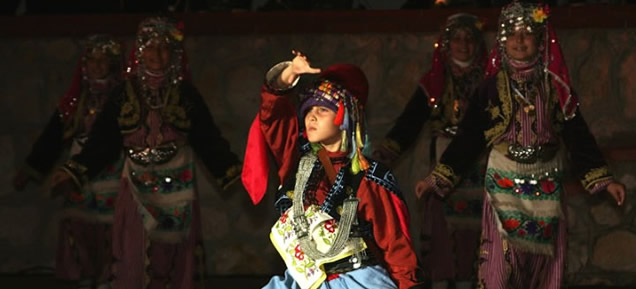 Folk Dance Class