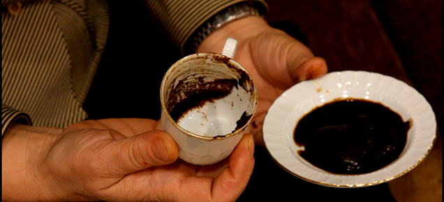 The Turkish Coffee Experience and Fortune Telling