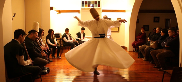 Whirling Dervishes, Mevlevi Sema Rituel